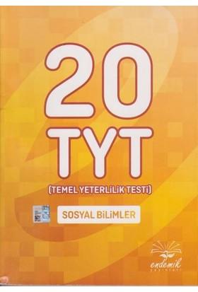 Endemik Yks Tyt Sosyal Bilimler 20 Deneme