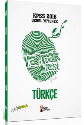 İsem 2018 Kpss Genel Yetenek Türkçe Çek Kopart Yaprak Test