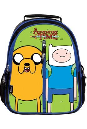 Adventure Time 1550 Okul Sırt Çantası