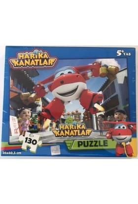 Degar Harika Kanatlar Puzzle 130 Parça