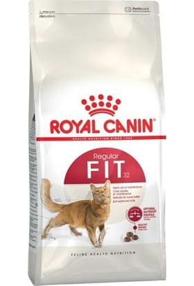 Royal Canin Fit32 Tavuklu Yetişkin Kedi Maması Açık 1 Kg