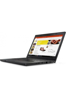 "Lenovo ThinkPad L470 Intel Core i3 7100U 4GB 500GB Windows 10 Pro 14"" Taşınabilir Bilgisayar 20J4000QTX"