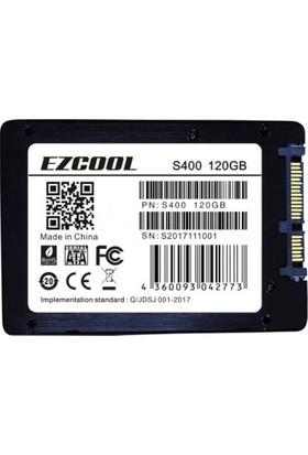 """Ezcool 120GB 540-500MB/s Sata 3 2.4"""" SSD"""