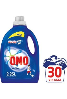 Omo Active Sıvı Çamaşır Deterjanı 2250 Ml