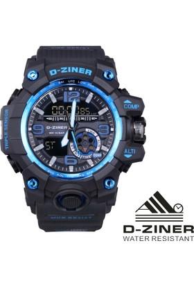 D-Ziner DZ8119-5 Erkek Kol Saati