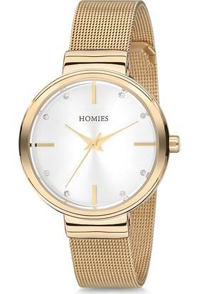 Homies HM15789S01-2 Kadın Kol Saati