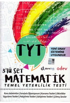 Ödev Tyt Matematik 3'Lü Set