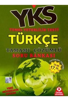 Örnek Akademi Yks Tyt Türkçe Tamamı Çözümlü Soru Bankası