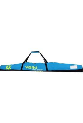Völkl Race Single Ski Bag 1.95cm Kayak Taşıma Çantası Mavi