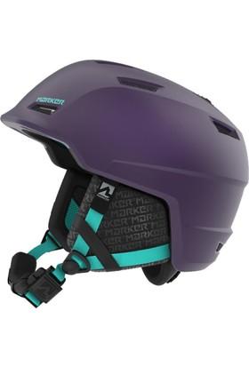 Marker Consort 2.0 Kadın Kayak Kask Mor