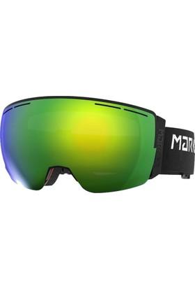 Marker 3D+Map Plasma Mirror Kayak Gözlüğü Siyah/Sarı