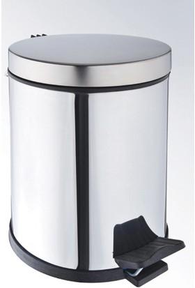 Maxiflow Standart Pedallı 3 Litre Çöp Kovası