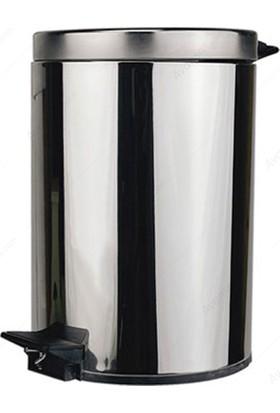 Maxiflow Micro 3 Litre Pedallı Çöp Kovası