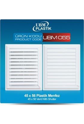 Ubm Plastik Menfez(45X56)