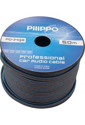 Pilippo Pı-18Ga 100 Metre Hoparlör Kablosu