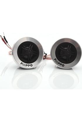Pilippo Po-105 250 Watt Neodymium Tweeter Oto Hoparlör