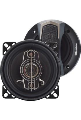 Roadstar Rdh-424S 10 Cm 200 Watt Oto Hoparlör 4 Yollu
