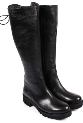 Gön Deri Kadın Çizme 63569