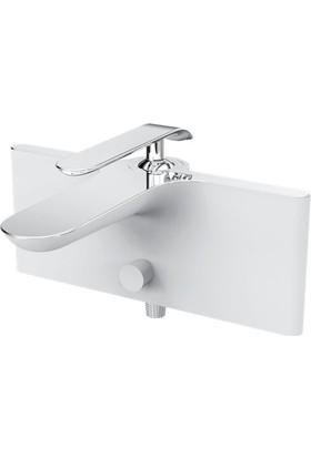 Creavit Bl2511-B Bloom Banyo Bataryası Beyaz