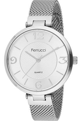 Ferrucci FC12193H.03 Hasır Kordonlu Kadın Kol Saati