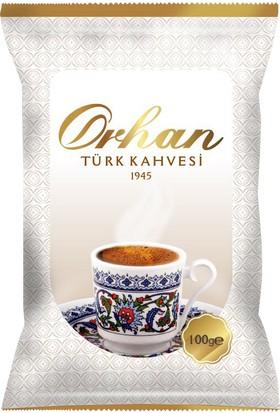 Orhan Türk Kahvesi 100Gr Aluminyum Poşet