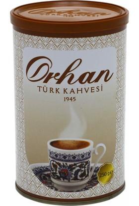 Orhan Türk Kahvesi 250Gr Teneke