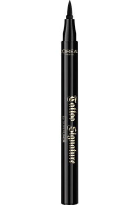 L'Oréal Paris Superliner Tattoo Signature Liner Ekstra Siyah