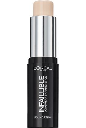 L'Oréal Paris Infaillible Shaping Stick Fondöten 120 Rose Vanilla
