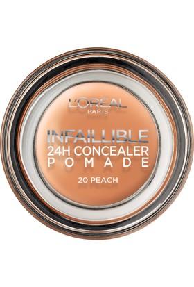 L'Oréal Paris Infaillible 24H Concealer Pomade Kapatıcı 20 Peach