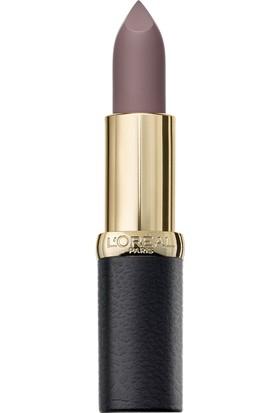 L'Oréal Paris Color Riche Matte Addiction Ruj 908 Storm