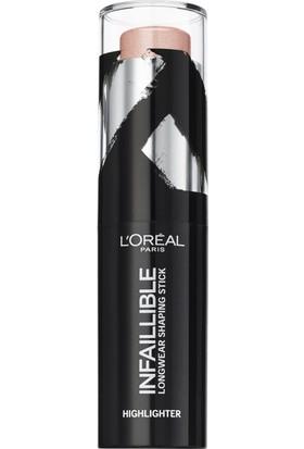 L'Oréal Paris Infaillible Shaping Stick Aydınlatıcı 501 Oh My Jewels