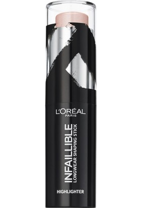 L'Oréal Paris Infaillible Shaping Stick Aydınlatıcı 503 Slay İn Rose