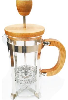 Emsan Cooker Bambu 800 Ml French Press CKR2325