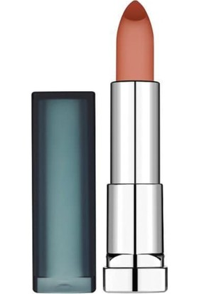 Maybelline New York Color Sensational Matte Nudes Ruj - 986 Melted Chocolate