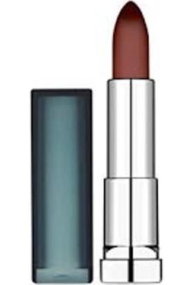 Maybelline New York Color Sensational Creamy Mattes Ruj - 978 Burgundy Blush