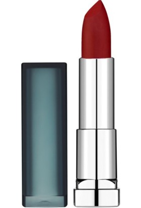 Maybelline New York Color Sensational Creamy Mattes Ruj - 970 Daring Ruby