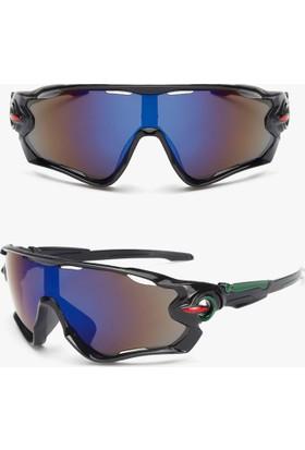 Mixsight Bisiklet Gözlüğü Renkli Cam B5003