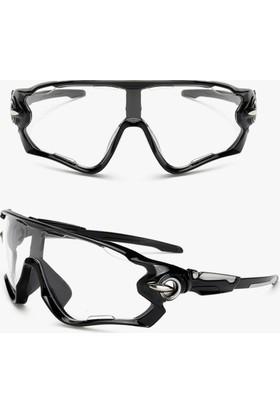 Mixsight Bisiklet Gözlüğü Şeffaf Cam B5007