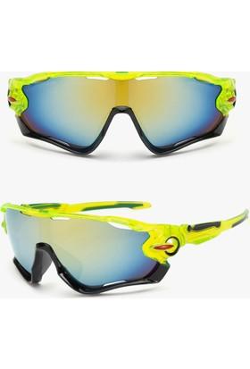 Mixsight Bisiklet Gözlüğü Renkli Cam B5006