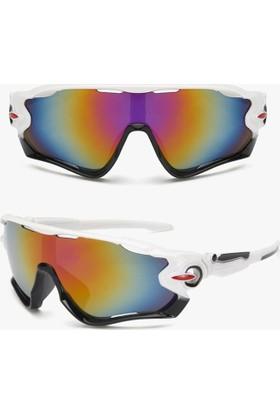 Mixsight Bisiklet Gözlüğü Renkli Cam B5005