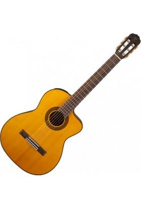 Takamıne Gc5Ce Lh Nat Solak Elektro Klasik Gitar -