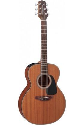 Takamıne Gx11Me Ns 3/4 Naturel Satin Maun Akustik Gitar -