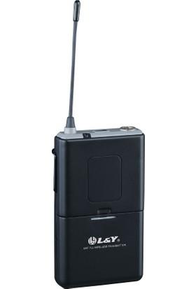 Jes Audıo Ly600 Ml-01A Tb 05 Uhf Wireless Receiver+Yaka Mikrofon -