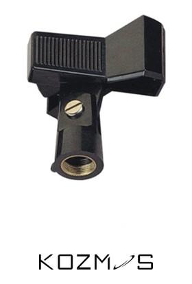 Kozmos Ks-3812 Kıskaçlı Mikrofon Tutucu Aparatı -