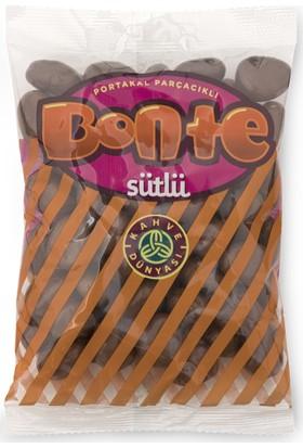 Kahve Dünyası Portakal Parçacıklı Sütlü Bonte 200gr