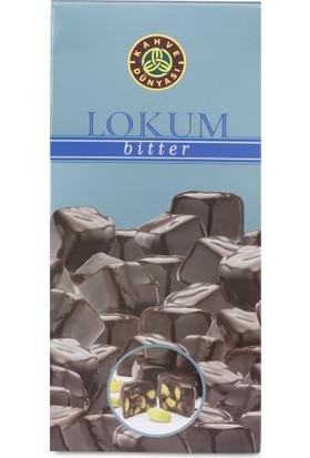 Kahve Dünyası Bitter Çikolata Kaplı Lokum 250gr