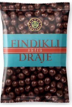 Kahve Dünyası Sütlü Çikolatalı Fındıklı Draje 200Gr