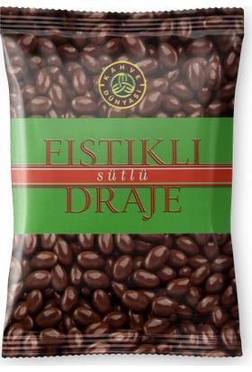 Kahve Dünyası Sütlü Çikolatalı Fıstıklı Draje 180Gr