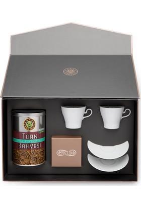 Kahve Dünyası Hediyelik Türk Kahvesi Seti