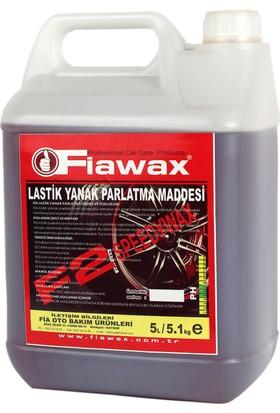 Fiawax Lastik Ve Tampon Parlatıcı 5 kg (Direkt kullanım)